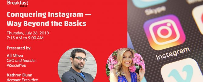 Conquering Instagram — Way Beyond the Basics