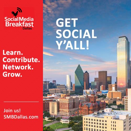 Social Media Dallas - Get Social Y'all