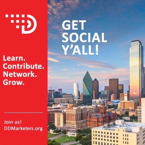 Dallas Digital Marketers - Get Social Y'all