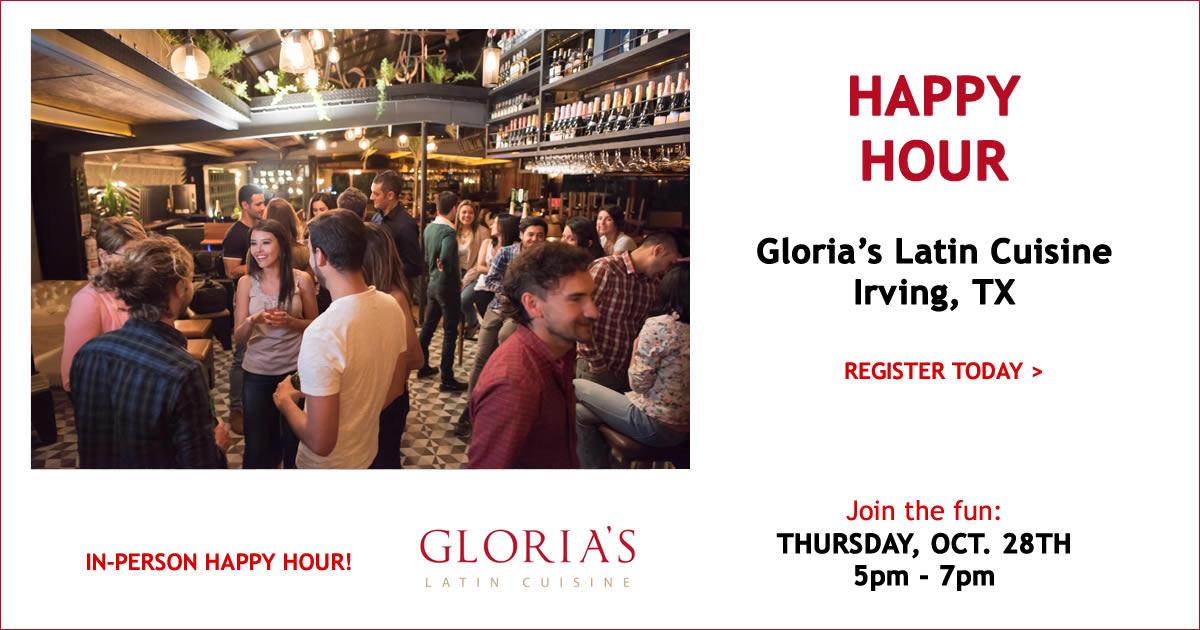 Dallas Digital Marketers - Happy Hour